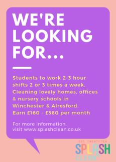 Winchester Student Jobs
