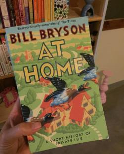Bill Bryson At Home